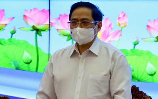 Thủ tướng Phạm Minh Chính ủng hộ tăng tỷ lệ ngân sách để lại cho TP HCM